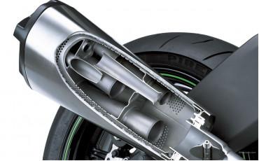 Виды глушителей для мотоцикла