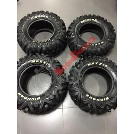 Комплект шин Maxxis Bighorn 2.0 25*8-R12/25*10-R12