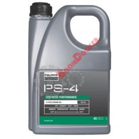 502120 Масло моторное синтетическое PS-4 Synthetic 5W-50 4Т 4 литра для Polaris 502120