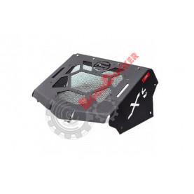 Вынос радиатора на X6