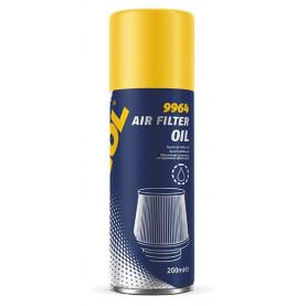 Масло-пропитка для воздушных фильтров Air Filter Oil MANNOL 200мл