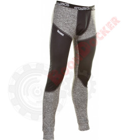 Кальсоны SARKS WARM Pants Extreme, муж, размер M, черно-серый