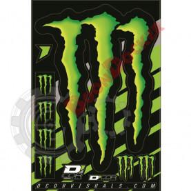 862-90103 Наклейки Monster Claw 862-90103