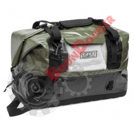 156664 Кофр-гермомешок UNIVERSAL LUGGAGE WATERPROOF DUFFLE, 90 литров зеленый 156664