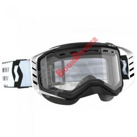 Очки Scott Prospect SnowCross черно/белые прозрачная линза SC_262581-1007043
