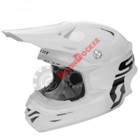 Шлем Scott 350 Pro Race ECE белый, размер L SC_263139-0002008