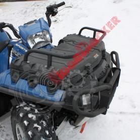 Бампер передний усиленный Polaris Sportsman 550-850 2012-15 года