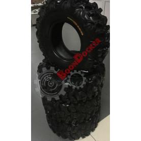 000000186 Комплект шин Kenda BearClaw HTR K587 пробег 150 км (26*9-R12/26*11-R12)