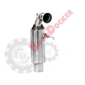 241-90200R Облегченный глушитель RACE серия для POLARIS RMK/PRO-RMK 800 платформа AXYS 241-90200R
