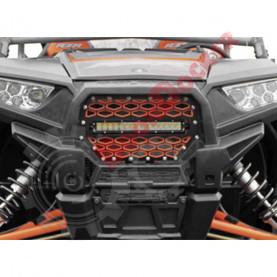375894 Решетка радиатора RZR 900/1000 со светодиодной фарой 375894