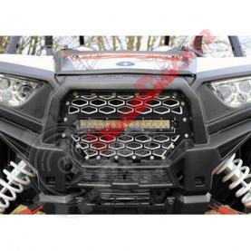 375890 Решетка радиатора RZR 900/1000 со светодиодной фарой 375890