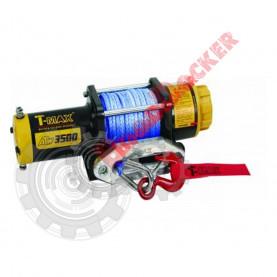 W0520 Лебедка ATV PRO3500 синтетический трос