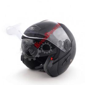 Шлем Ataki OF512 Solid черный матовый, размер XL