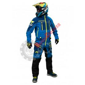 Комбинезон Finntrail Hitrack 3810 Blue черно-синий размер M