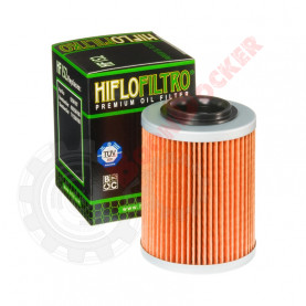 HF152 Фильтр масляный для квадроциклов Can-Am 420256188/711256188/AT-07058/MH63/1/AT-07058-1/020442/10-26954
