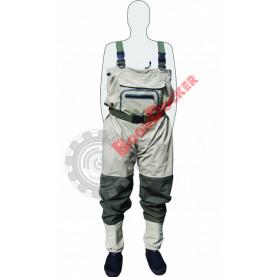 Вейдерсы мембранные дышащие с носком Envision Argo Plus  размер XXL, сапог 45-46