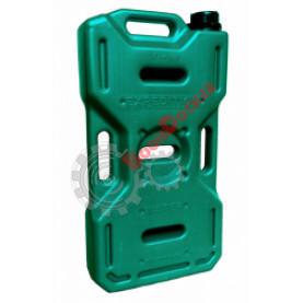 Экспедиционная канистра Экстрим + 10 литров зеленая