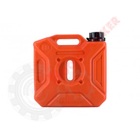 Экспедиционная канистра Экстрим + 5 литров красная