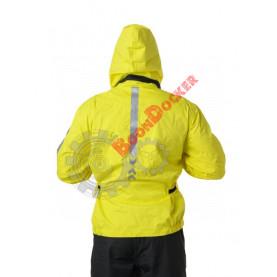Дождевой костюм Rain City унисекс черно/желтый, размер XXL