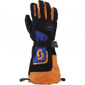 Перчатки Cubrick II черно\\оранжевые, размер XXL