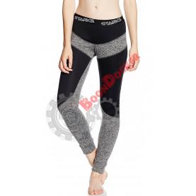 Кальсоны SARKS WARM Pants Extreme, жен, размер M, черно-серый