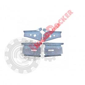 4.7401.4-6 Защита передних рычагов Polaris Sportsman 550-850 Touring HO 2012-  №4.7401.4-6