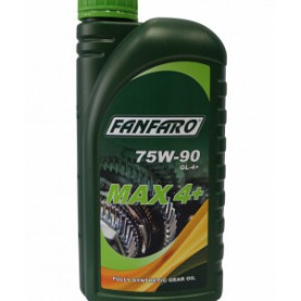 Масло Fanfaro FF MAX 6 75W90 1 литр