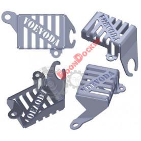 Защита тормозного бачка BRP SKI-DOO REV-XM и REV Gen4 507032478