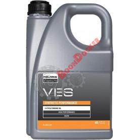 502514 Масло моторное синтетическое VES Synthetic Perfomance 2T 3,78 литра для Polaris 2877883/502493
