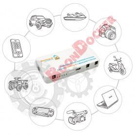 Мобильный многоцелевой источник питания Osminog W-S с функцией запуска ДВС