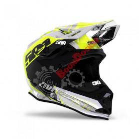 Шлем 509 Altitude Fidlock Chromium Hi-Vis размер M F01000200-130-601