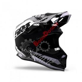 Шлем 509 Altitude Fidlock Chromium Stealth размер XL F01000200-150-602