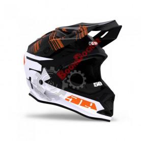 Шлем 509 Altitude Fidlock Particle Orange размер XL F01000200-150-401