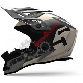 Шлем 509 Altitude Fidlock Desert Khaki/Olive размер L F01000200-140-901