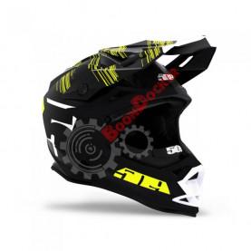 Шлем 509 Altitude Fidlock Particle Hi-Vis размер XXL F01000200-160-501
