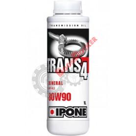800194 Масло трансмиссионное минеральное IPONE TRANS4 80W-90 1 литр