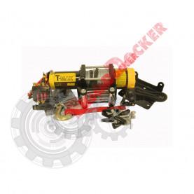 W0521 Лебедка ATV PRO3500 стальной трос