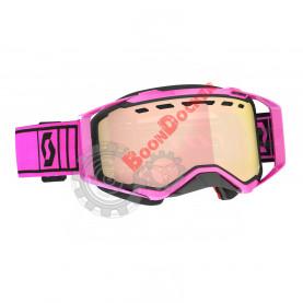Очки Scott Prospect SnowCross розово/черный линза розовый хром pink/black enhancer rose chrome SC_272846-1665348