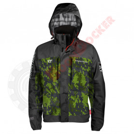 КУРТКА FINNTRAIL SHOOTER 6430, CAMO GREEN, размер L