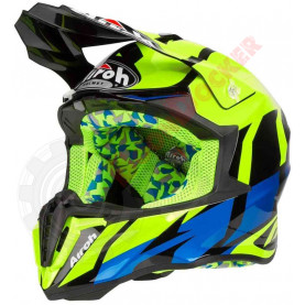 Шлем Airoh Twist Great yellow, размер XL; AI01A13TWI KNC_XL