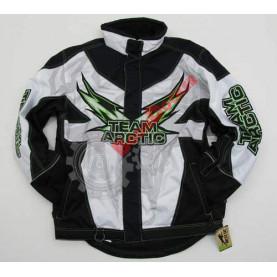 5230-236 Куртка мужская белая  LT 5230-236