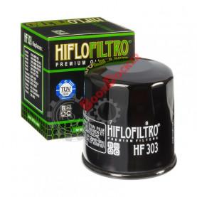 550-0303 Фильтр масляный для квадроциклов Kawasaki 750/Grizzly 550/700 HF303/5GH-13440-00-00/5GH-13440-71-00/AT-07067