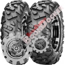 Комплект колес (шина Maxxis Bighorn 2.0 27х9х12, 27х11х12), б/у износ 5%