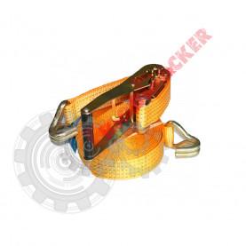 Стяжной ремень для крепления груза 50mm/10.5m/5 тонн