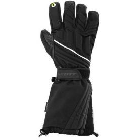 Перчатки Cubrick II, черные, размер XL