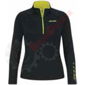 4540300296 Кофта Ski-Doo Thermal Base Layer черно желтый женская XS 4540300296