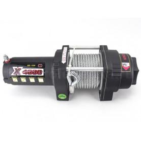Лебедка для квадроцикла MW X4000 (1800кг)