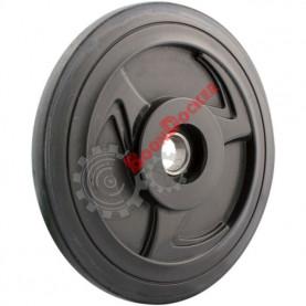 04-1178-20. 4080038-20 Ролик трака Yamaha 178 мм, черный 8EK-47550-10