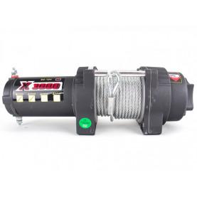 Лебедка для квадроцикла MW X3000 (1350кг)