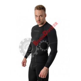 Кофта мужская STARKS Coolmax Ice-cold, черная, размер XL-XXL